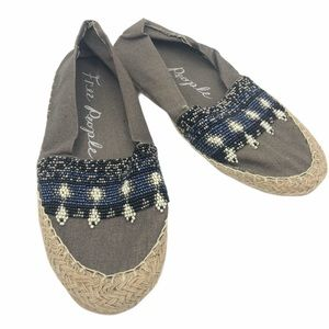 Free People Dust N Desert Espadrilles